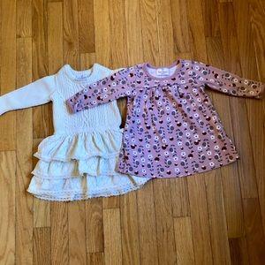 Hanna Anderson Winter Dresses